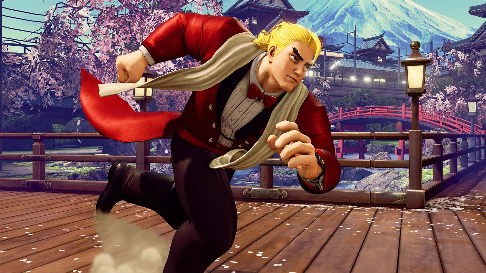 Street Fighter 5 se dočká nových arén a kostýmů 147320