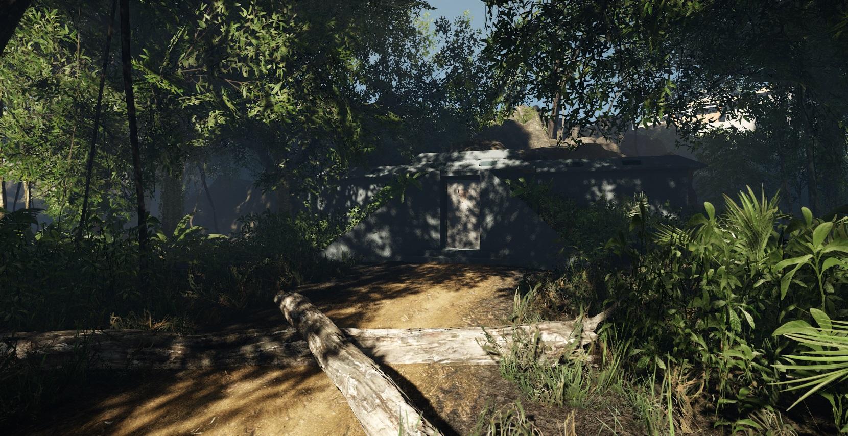 Ve vývoji je fanouškovská hra z prostředí Jurského parku 147324