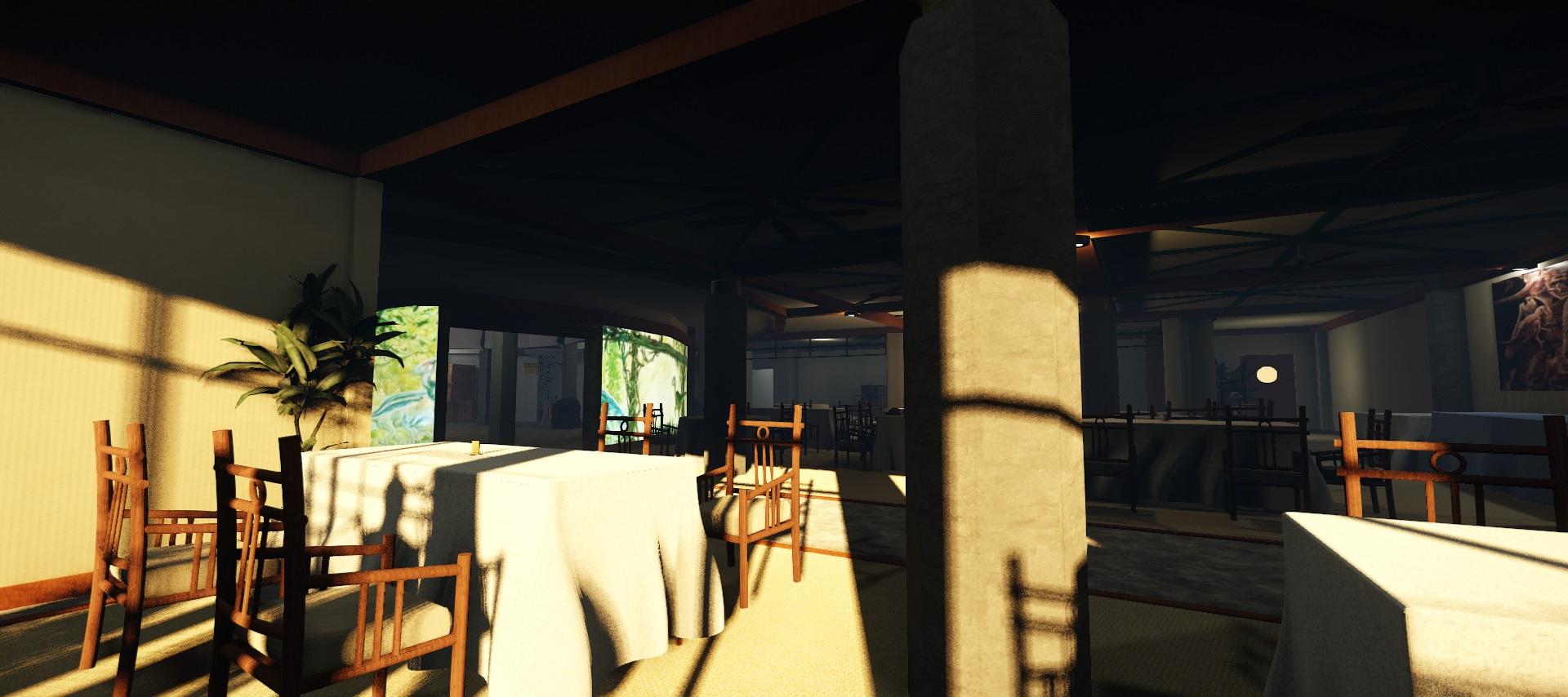 Ve vývoji je fanouškovská hra z prostředí Jurského parku 147332