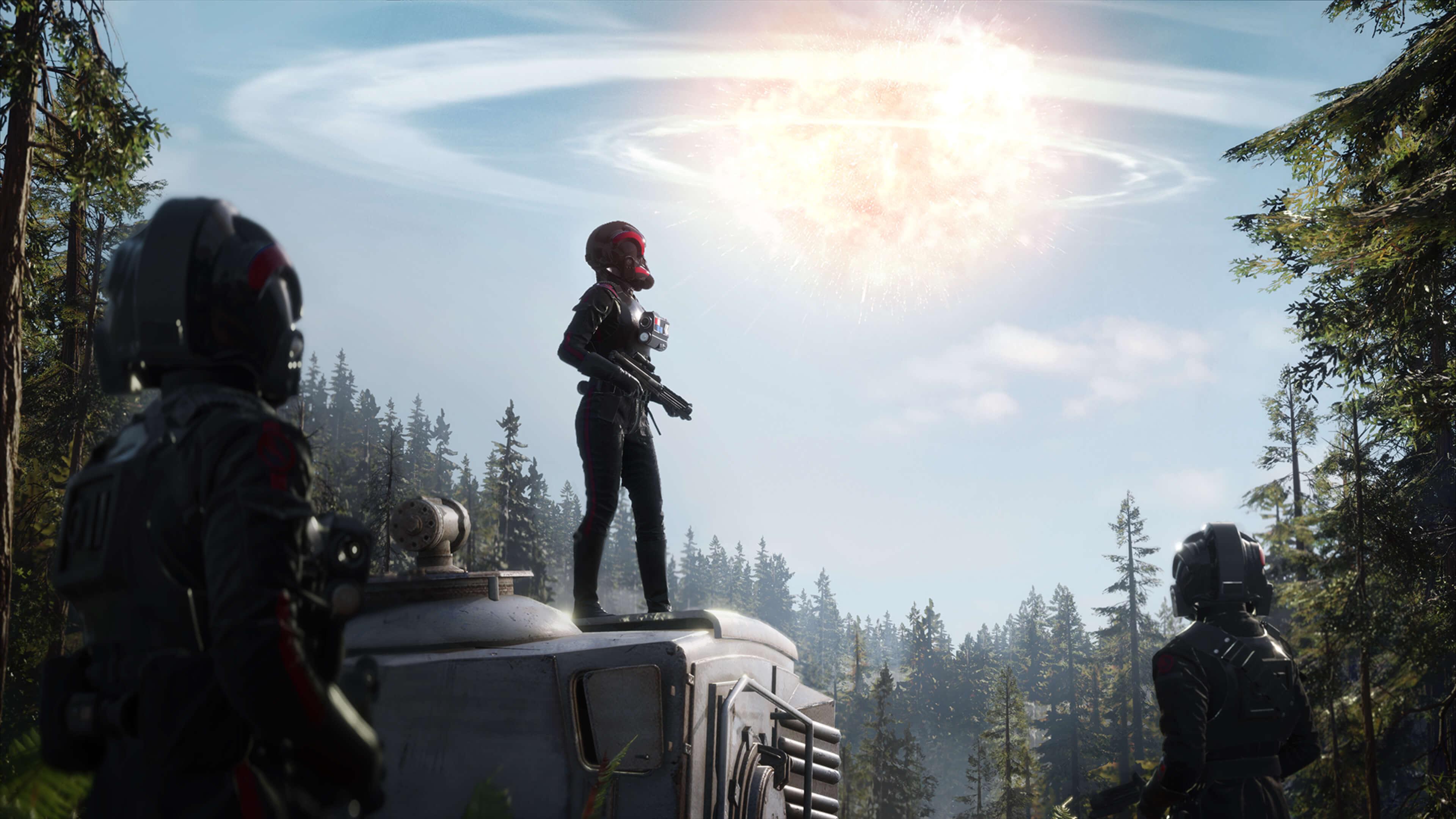 Hlavní hrdinka Star Wars: Battlefrontu 2 byla u zničení první Hvězdy smrti 147365