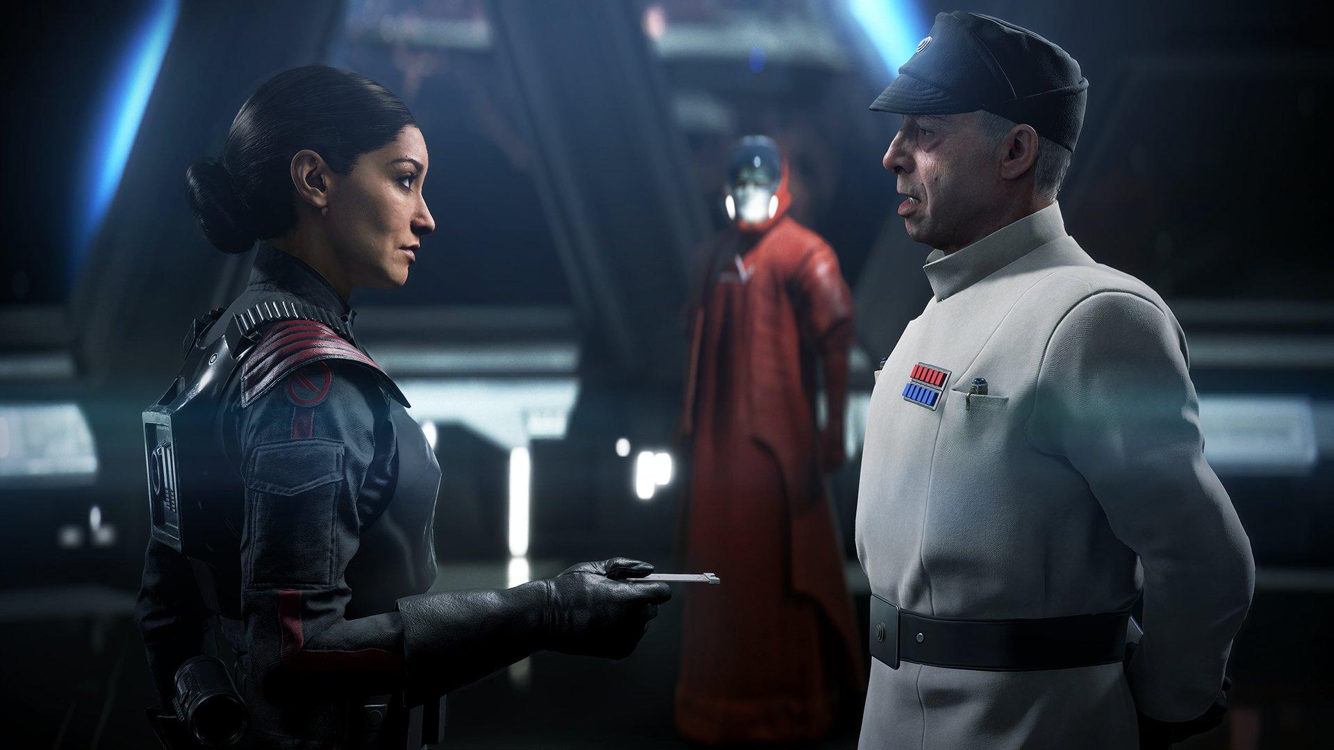 Hlavní hrdinka Star Wars: Battlefrontu 2 byla u zničení první Hvězdy smrti 147366
