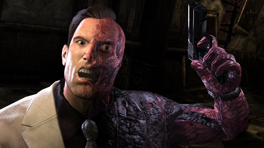 Batman: Arkham City na premiérových obrázcích 14740