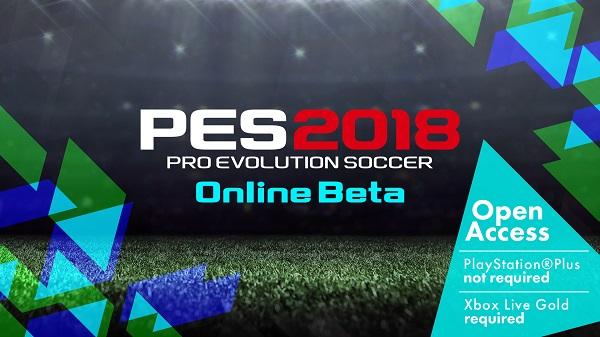 Tento týden začíná multiplayerová beta PES 2018 147403