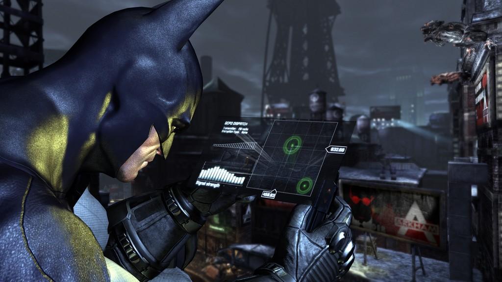 Batman: Arkham City na premiérových obrázcích 14742