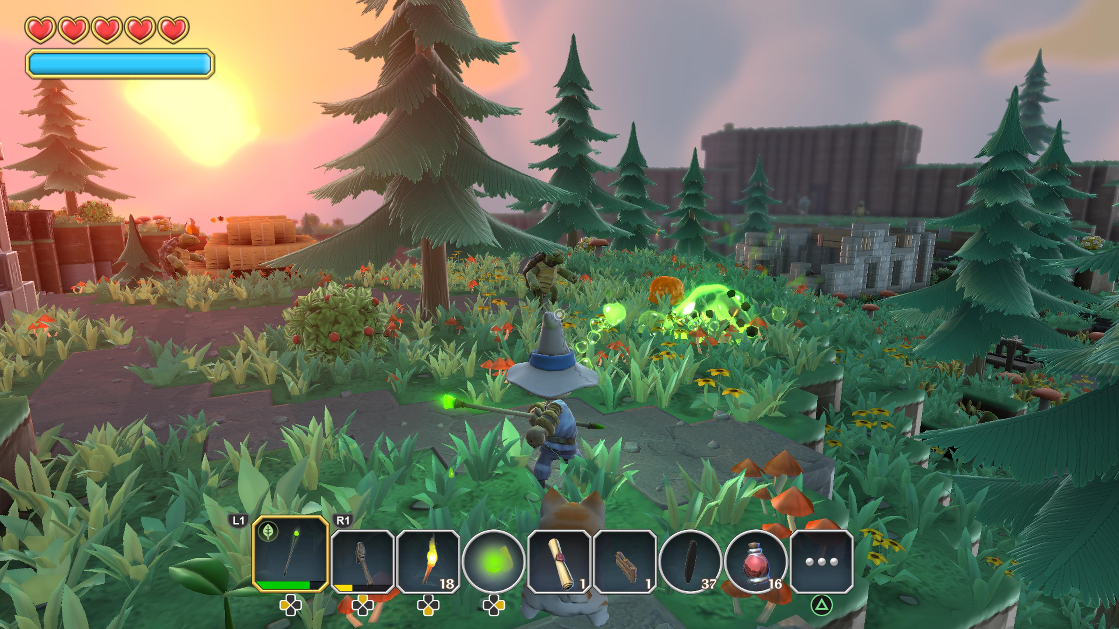 Portal Knights – Minecraft pro dospělé 147430