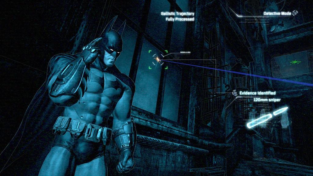 Batman: Arkham City na premiérových obrázcích 14745