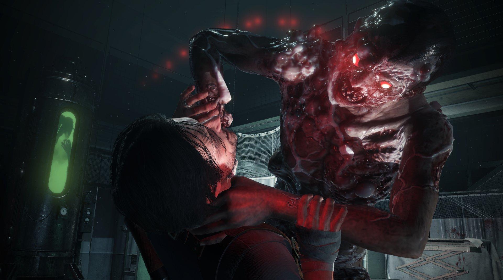 Gameplay trailer The Evil Within 2 ukazuje ohavné nepřátele 147459