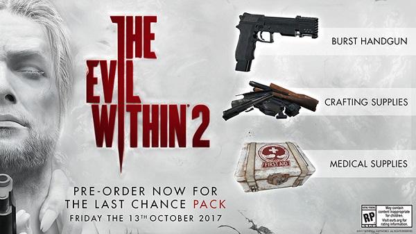 Gameplay trailer The Evil Within 2 ukazuje ohavné nepřátele 147461