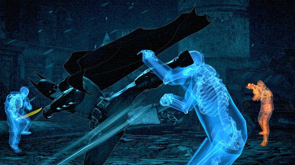 Batman: Arkham City na premiérových obrázcích 14747