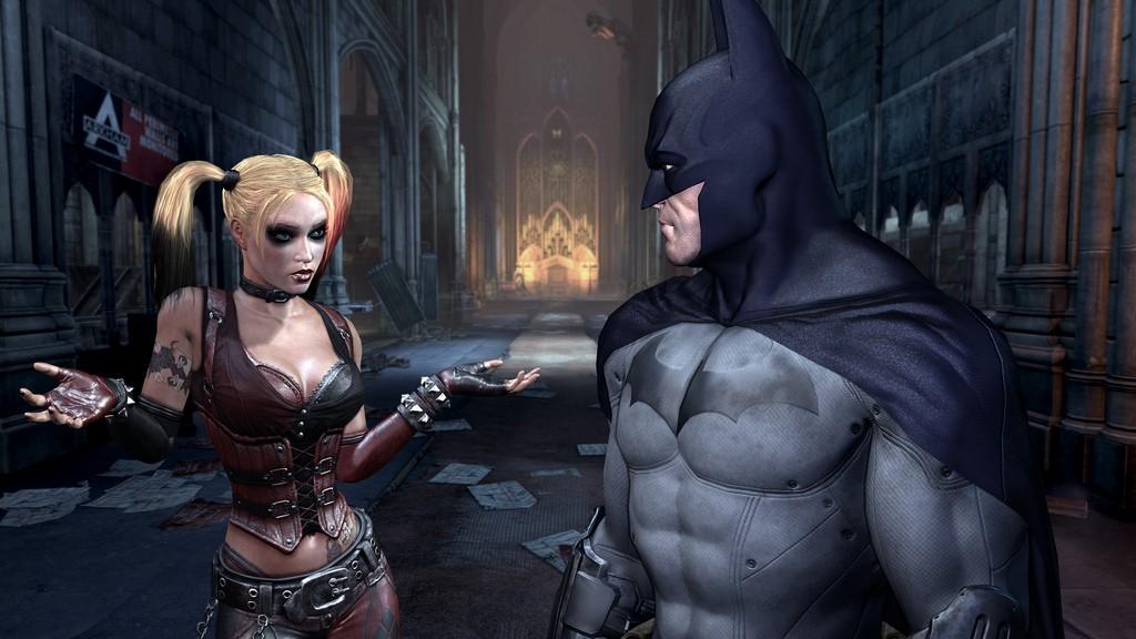 Batman: Arkham City na premiérových obrázcích 14748