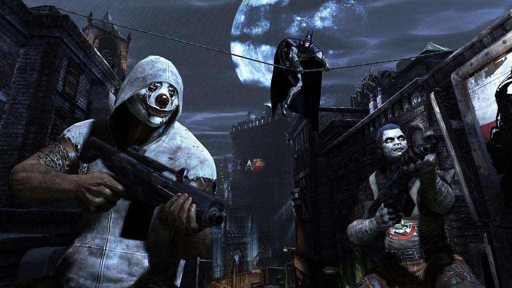 Batman: Arkham City na premiérových obrázcích 14750