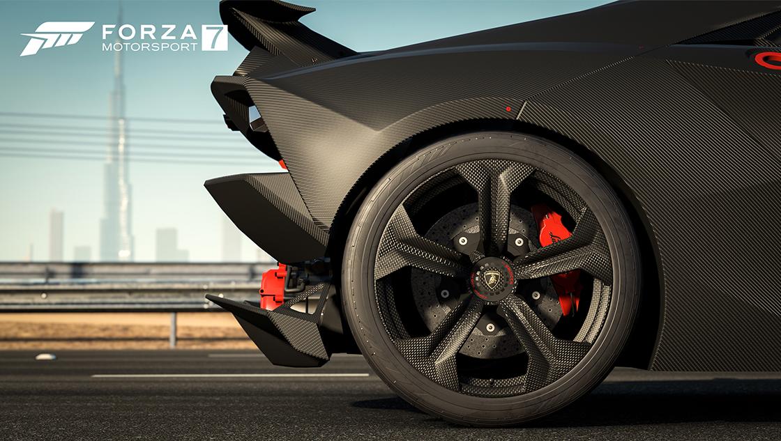 Vozový park Forzy 7 nabídne největší počtem aut značek Porsche, Lamborghini a Ferrari 147503