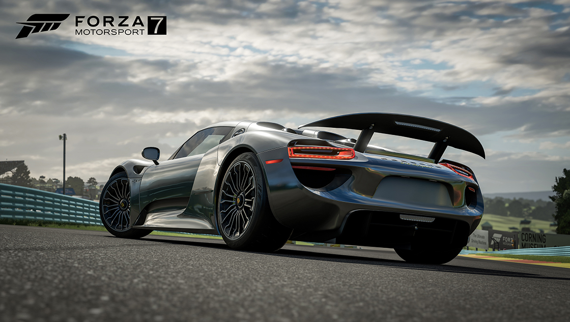 Vozový park Forzy 7 nabídne největší počtem aut značek Porsche, Lamborghini a Ferrari 147504