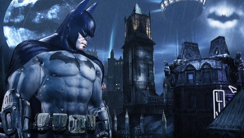 Batman: Arkham City na premiérových obrázcích 14751
