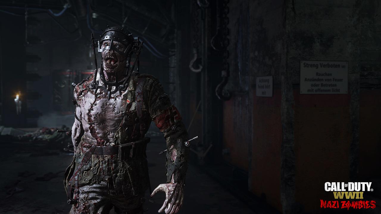 V zombie módu Call of Duty: WWII budeme sledovat rodinné drama a honbu za ztraceným uměním 147516