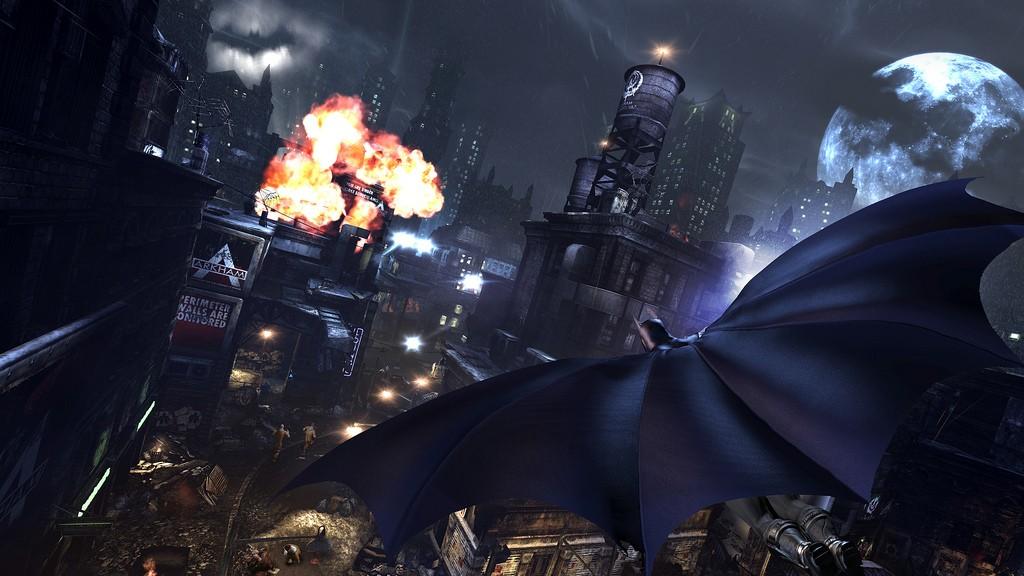 Batman: Arkham City na premiérových obrázcích 14752