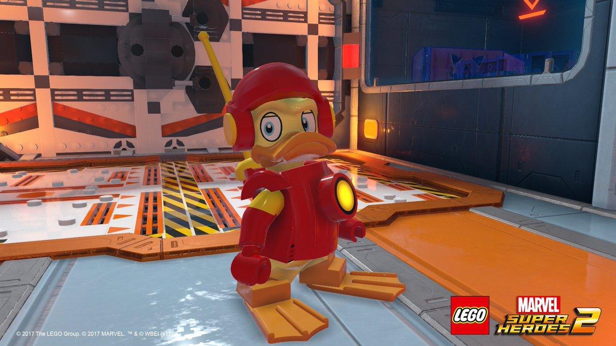 LEGO Marvel Super Heroes 2 zahrne některé netradiční postavy 147533