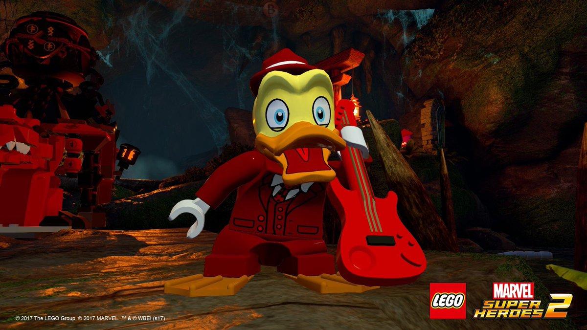 LEGO Marvel Super Heroes 2 zahrne některé netradiční postavy 147534