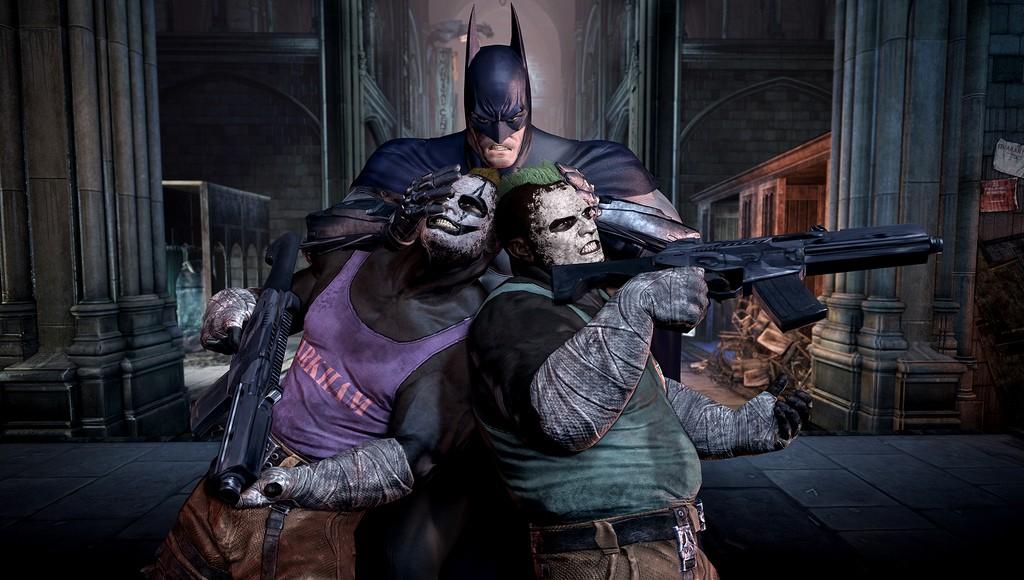 Batman: Arkham City na premiérových obrázcích 14754