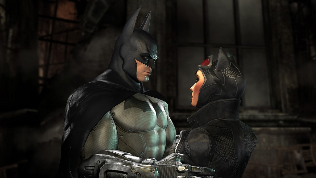 Batman: Arkham City na premiérových obrázcích 14755