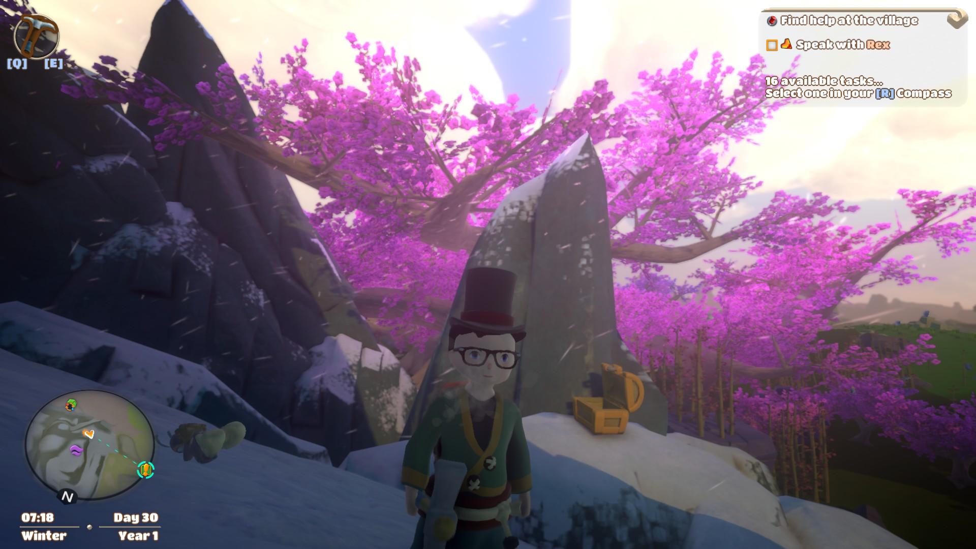 Yonder: The Cloud Catcher Chronicles – postav stodolu, zasaď strom a zachraň království 147551