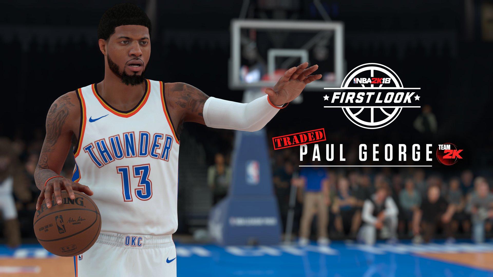 První screenshoty z NBA 2K18 147597
