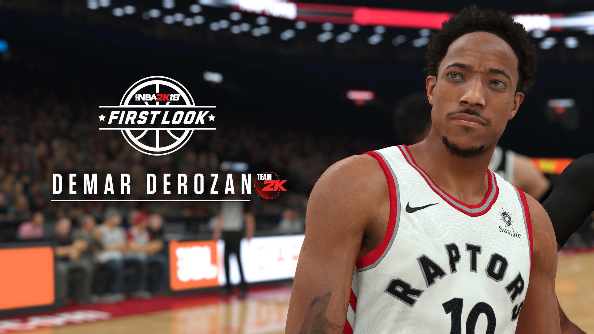 První screenshoty z NBA 2K18 147598