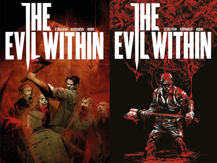 Komiks The Evil Within vyplní mezeru mezi prvním a druhým dílem 147623