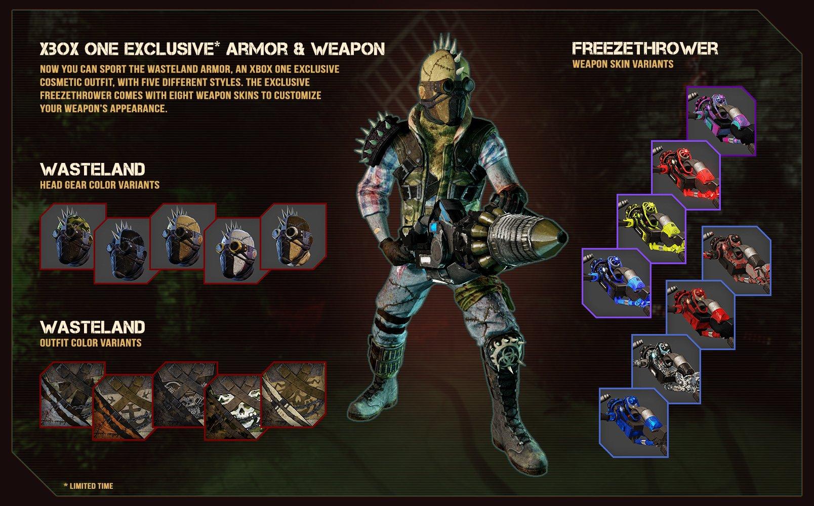 Killing Floor 2 dorazí 29. srpna na Xbox One 147626