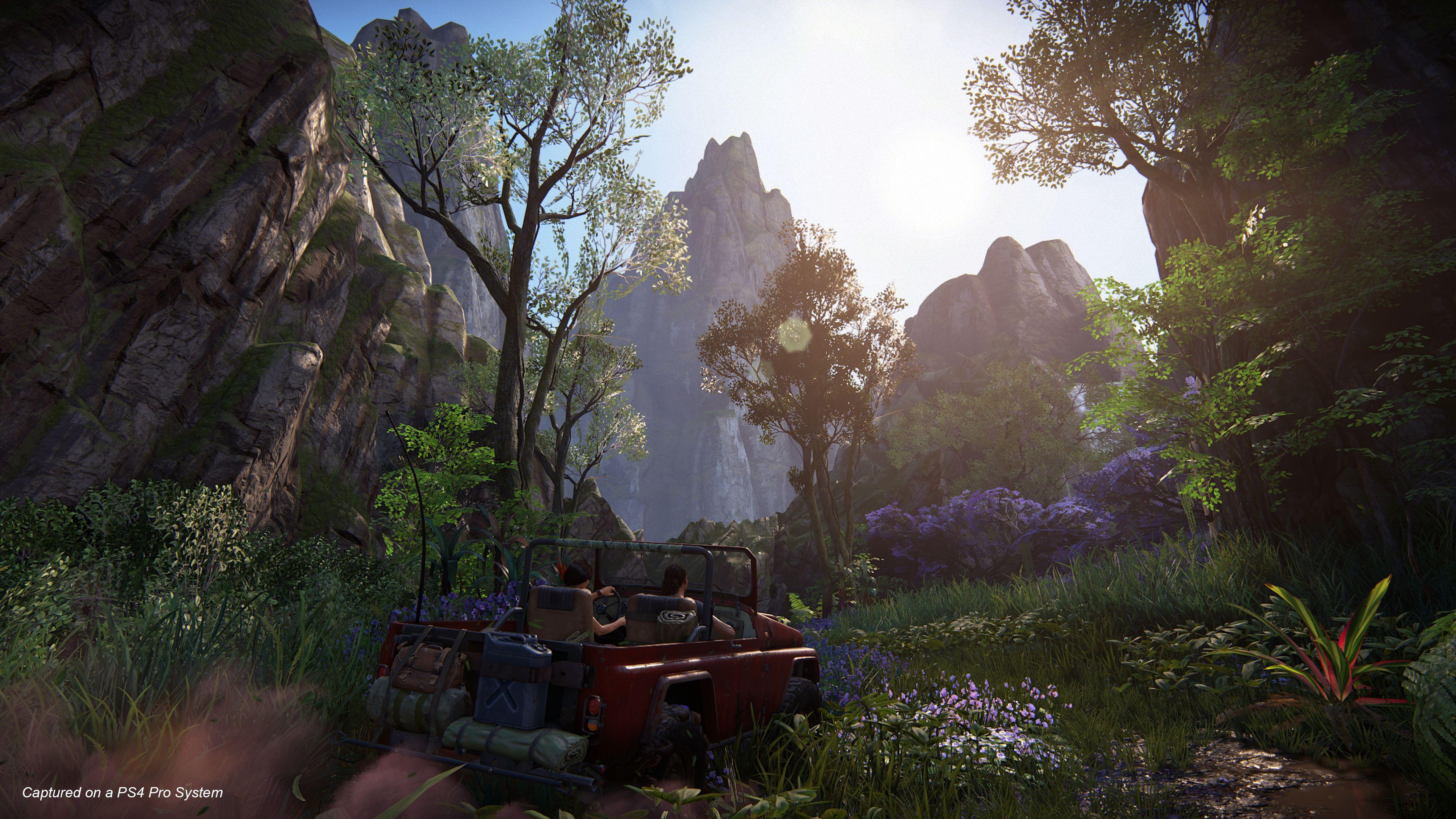 13 minut ze Západního Ghátu v Uncharted: The Lost Legacy 147629
