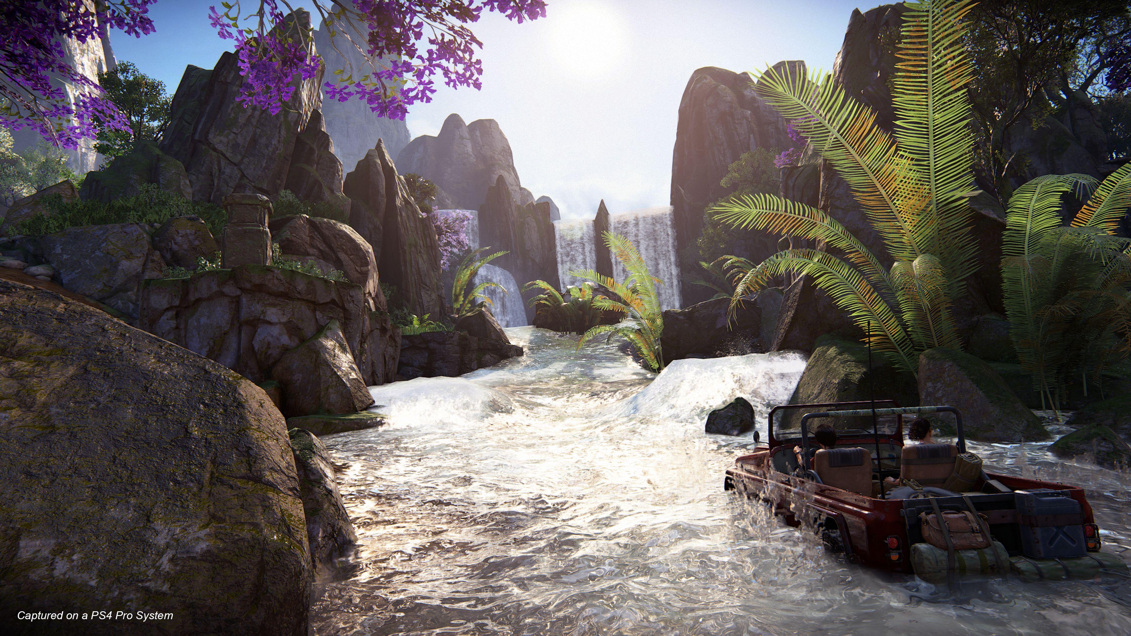 13 minut ze Západního Ghátu v Uncharted: The Lost Legacy 147630