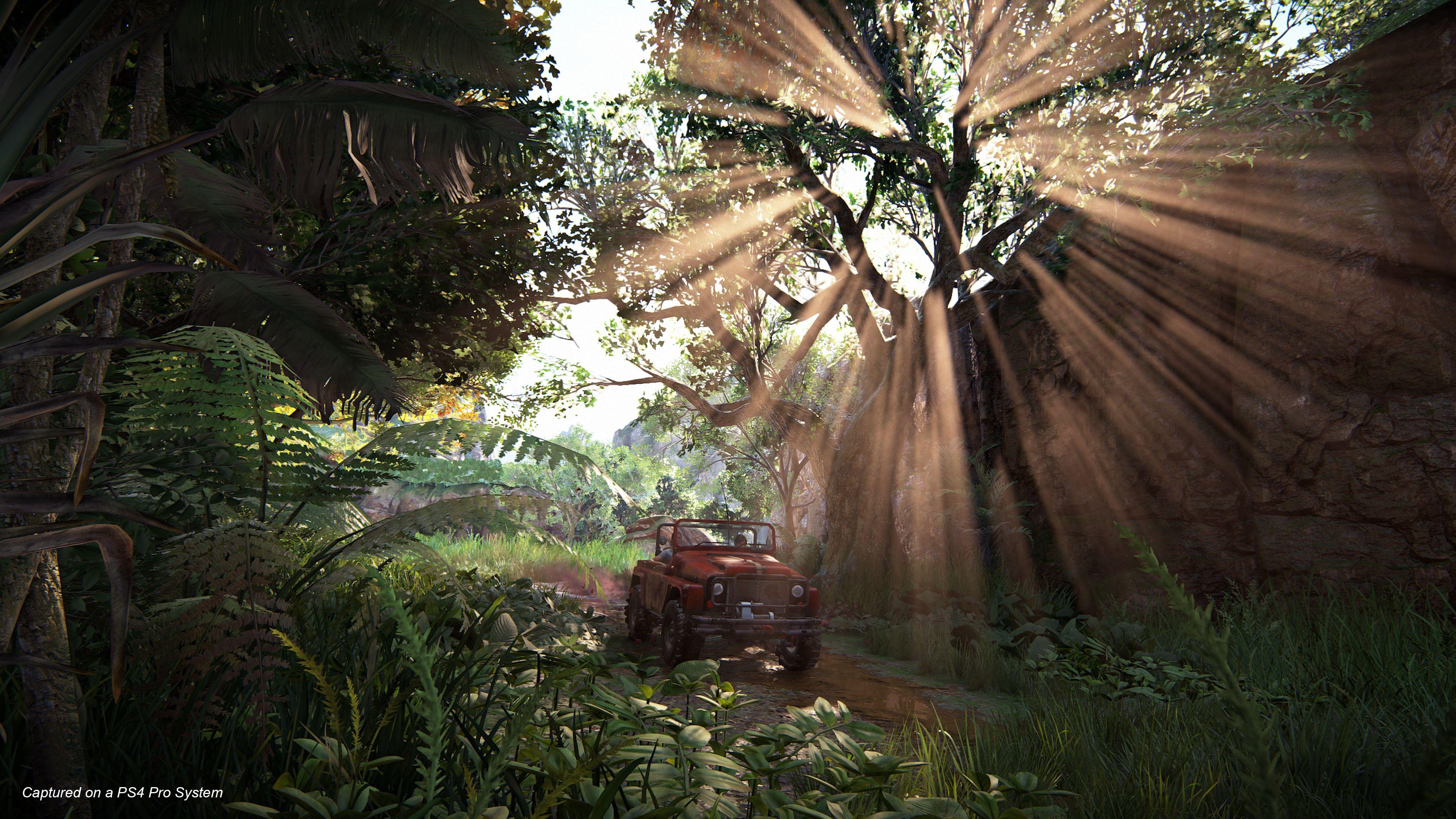 13 minut ze Západního Ghátu v Uncharted: The Lost Legacy 147631