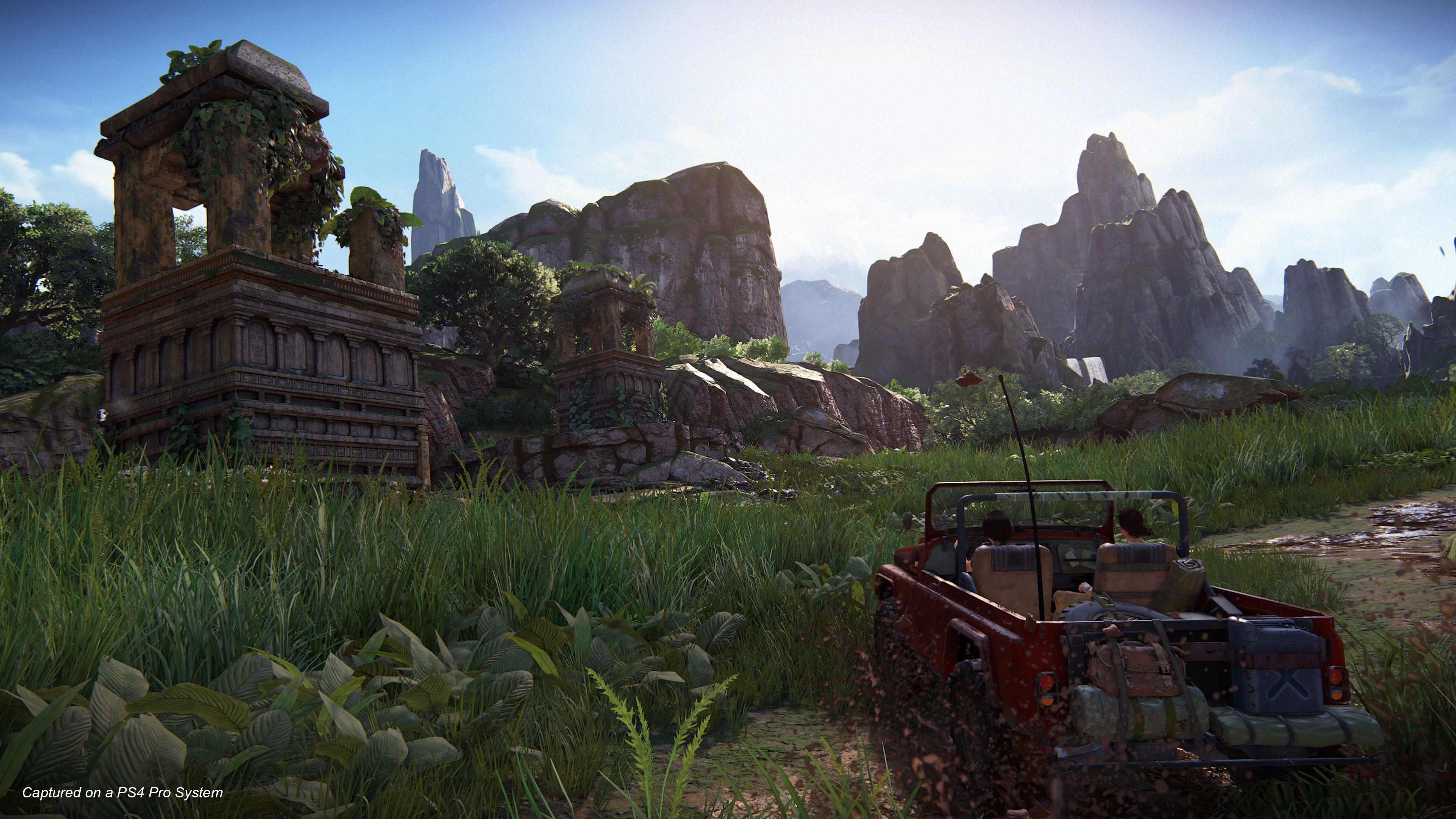 13 minut ze Západního Ghátu v Uncharted: The Lost Legacy 147632