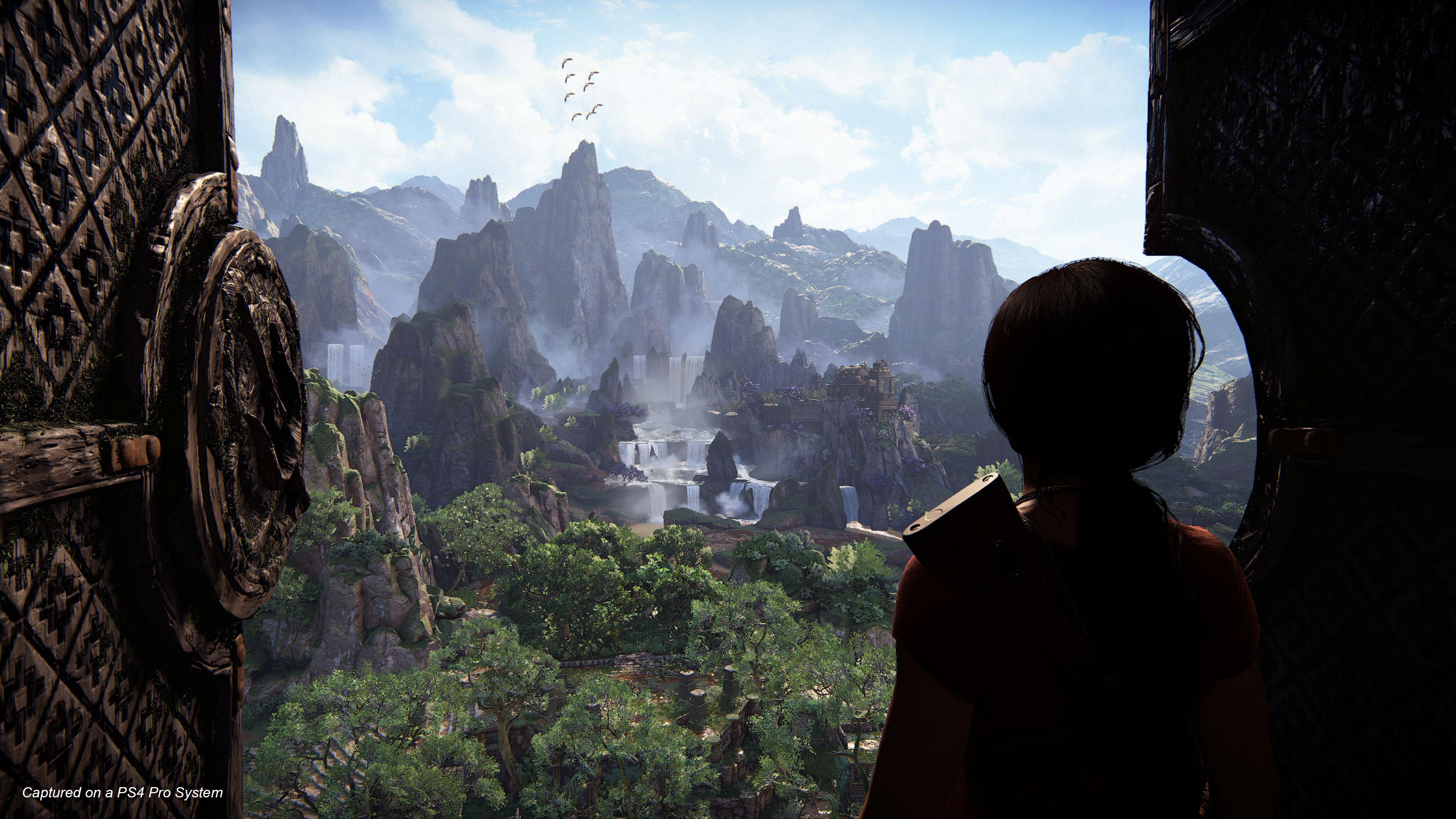 13 minut ze Západního Ghátu v Uncharted: The Lost Legacy 147634