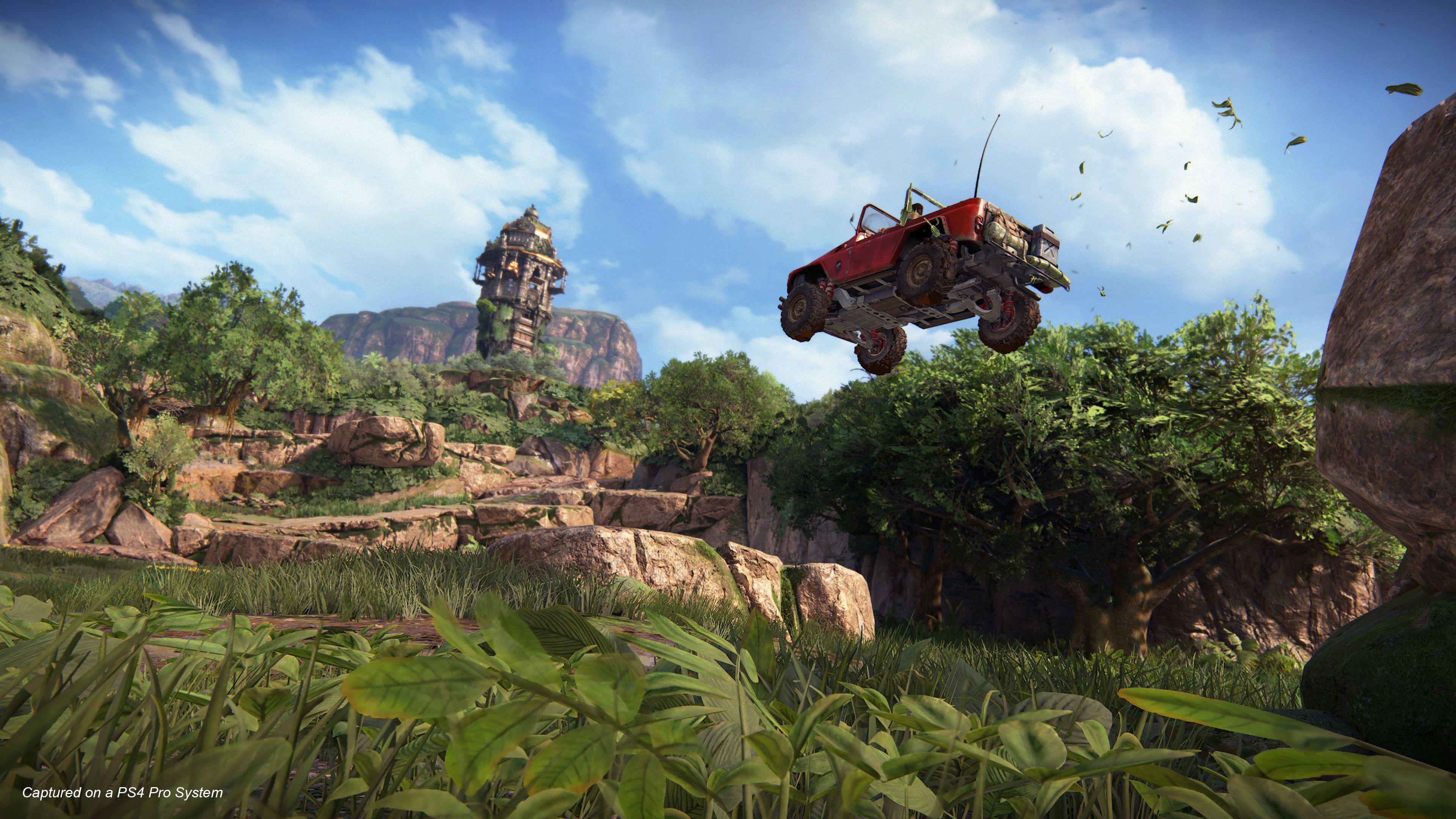 13 minut ze Západního Ghátu v Uncharted: The Lost Legacy 147636