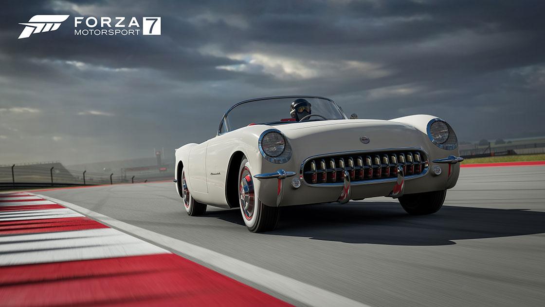 60 historických vozidel ve Forze Motorsport 7 147638