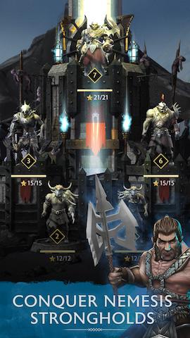 Middle-earth: Shadow of War doprovodí mobilní hra 147675