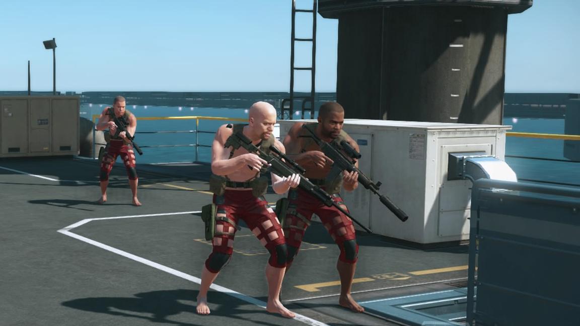 V FOB misích Metal Gear Solid V: The Phantom Pain si můžete zahrát i za Ocelota 147698