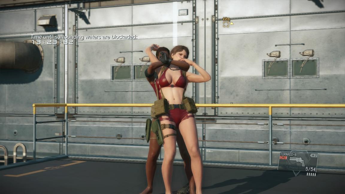 V FOB misích Metal Gear Solid V: The Phantom Pain si můžete zahrát i za Ocelota 147699