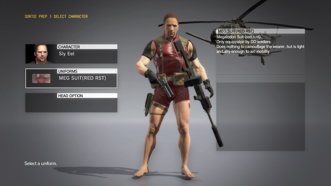 V FOB misích Metal Gear Solid V: The Phantom Pain si můžete zahrát i za Ocelota 147700