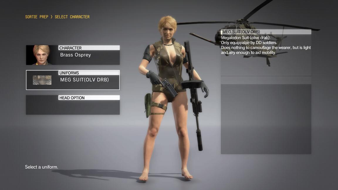 V FOB misích Metal Gear Solid V: The Phantom Pain si můžete zahrát i za Ocelota 147701