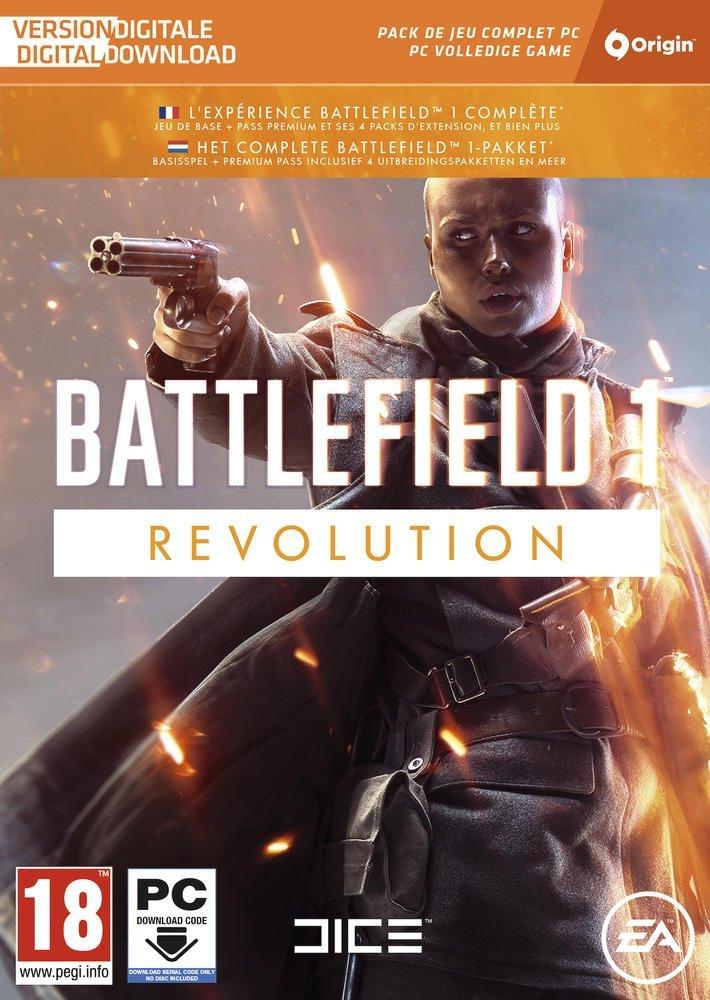 Battlefield 1 se má prodávat v kompletní edici 147732