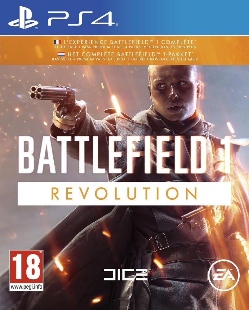 Battlefield 1 se má prodávat v kompletní edici 147733