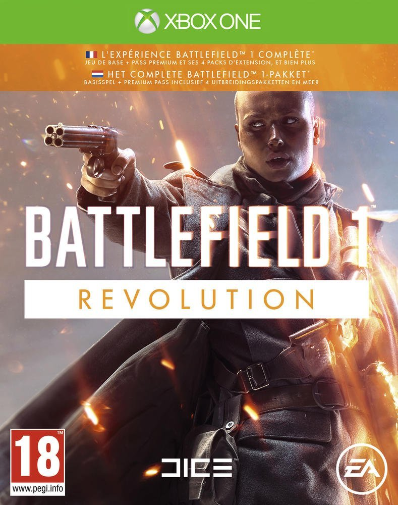 Battlefield 1 se má prodávat v kompletní edici 147734