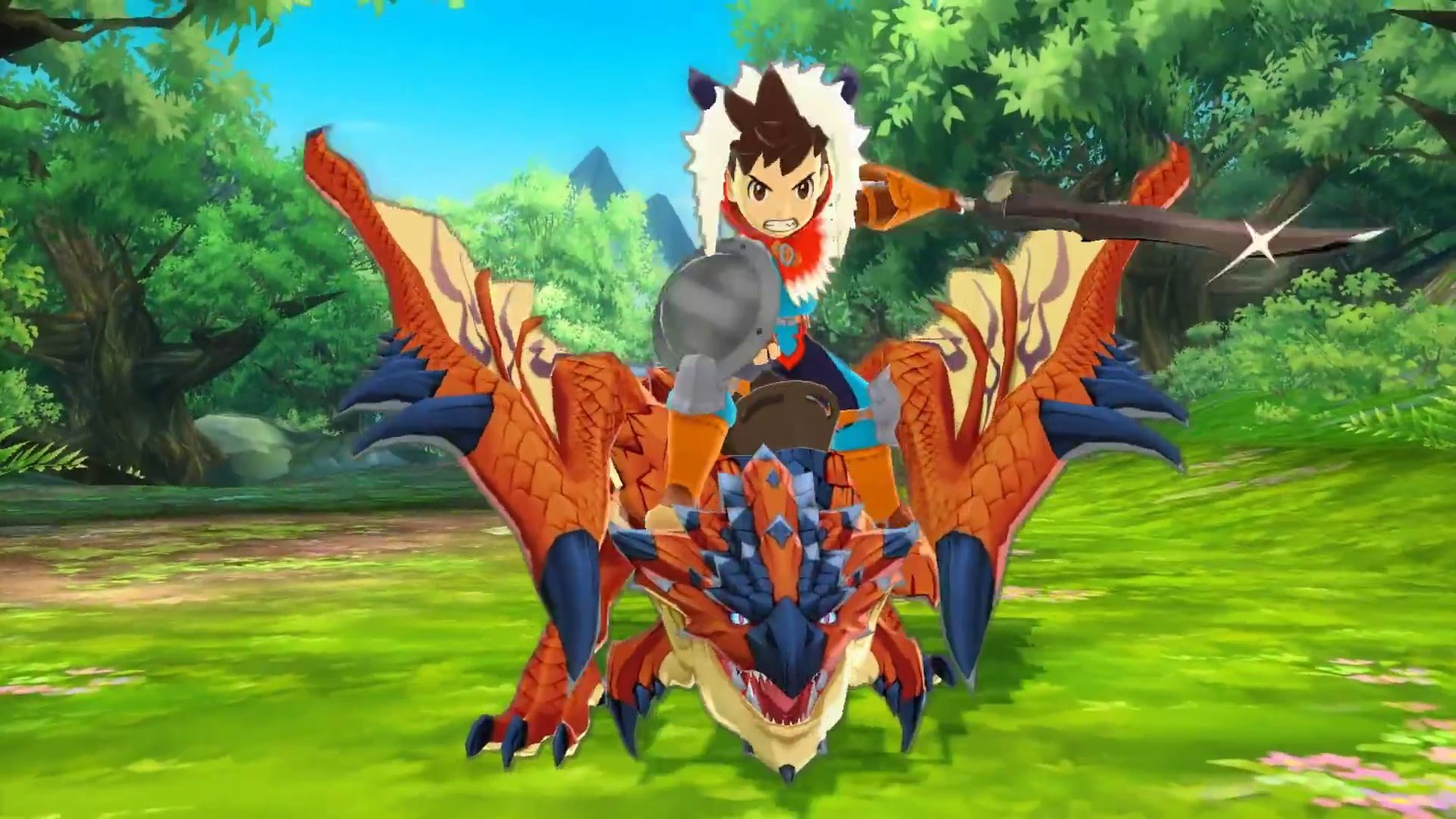 Monster Hunter Stories vyjdou na západě! 147778