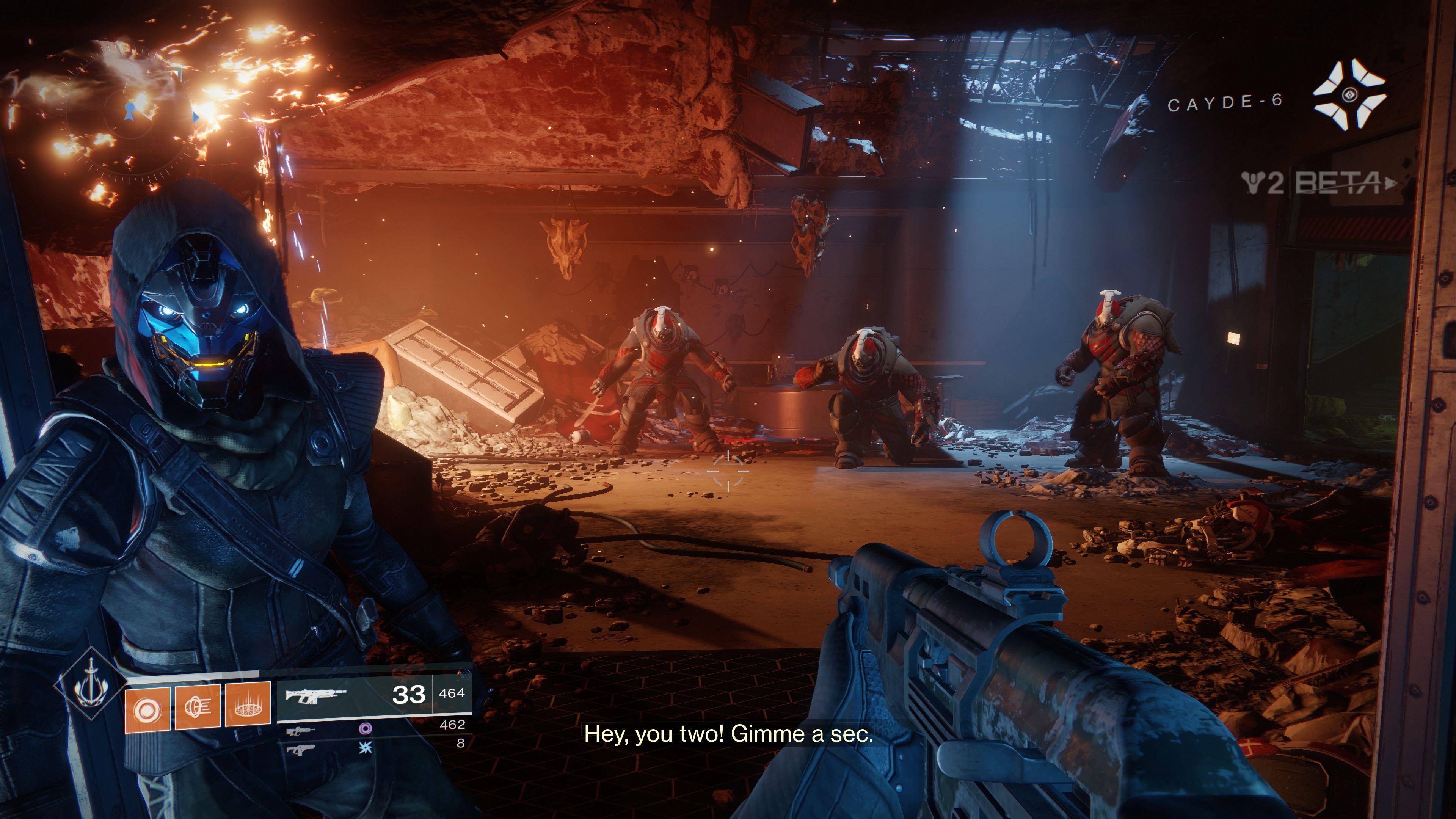 Dojmy z bety Destiny 2 + vlastní záběry s komentářem 147810