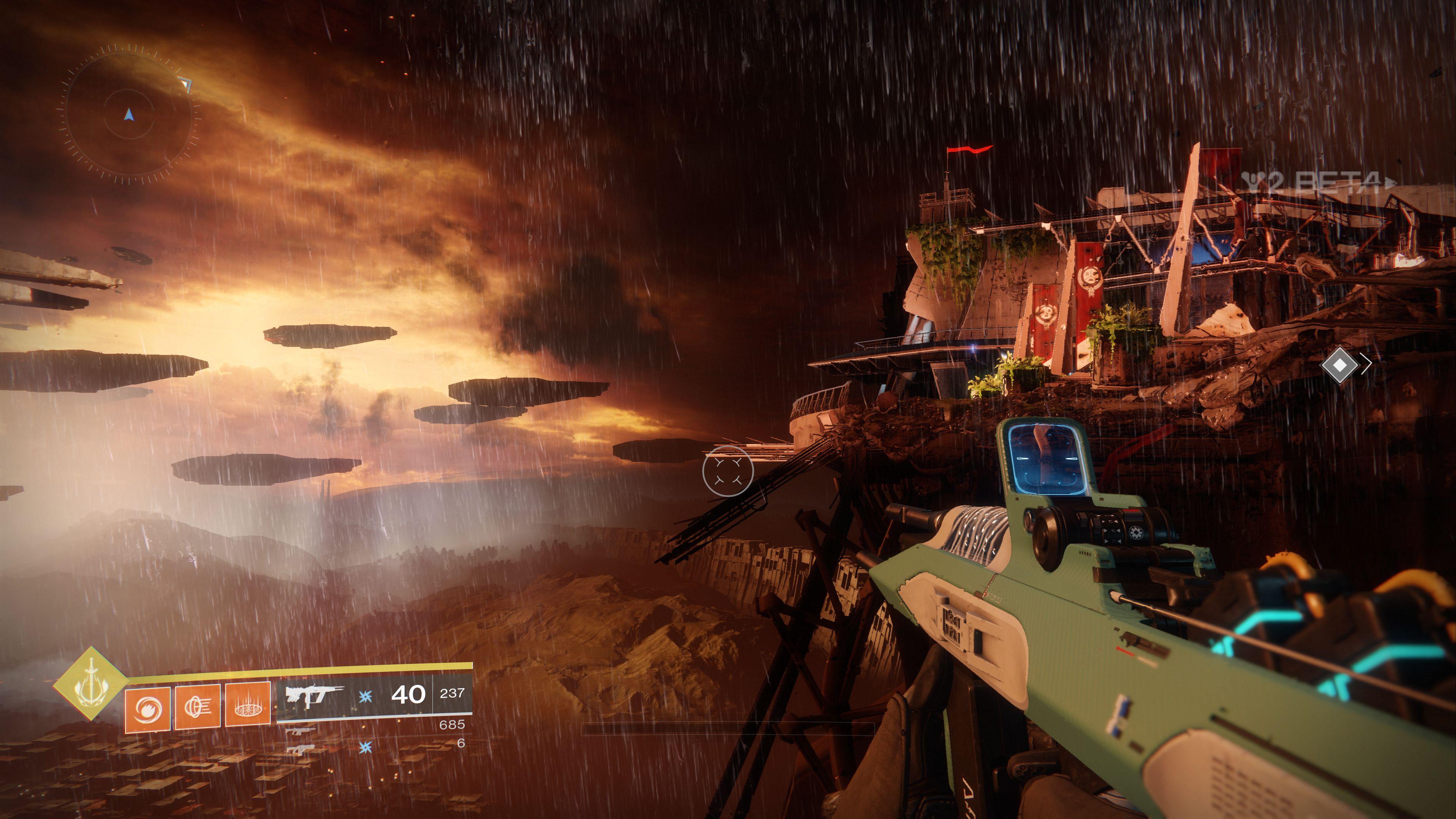 Dojmy z bety Destiny 2 + vlastní záběry s komentářem 147816