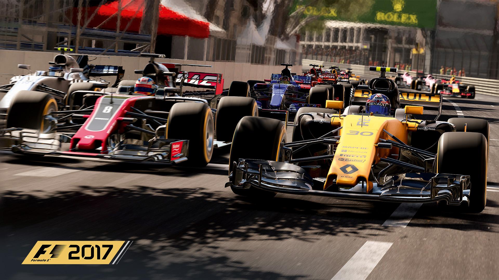 Detaily o kariéře v F1 2017 147858