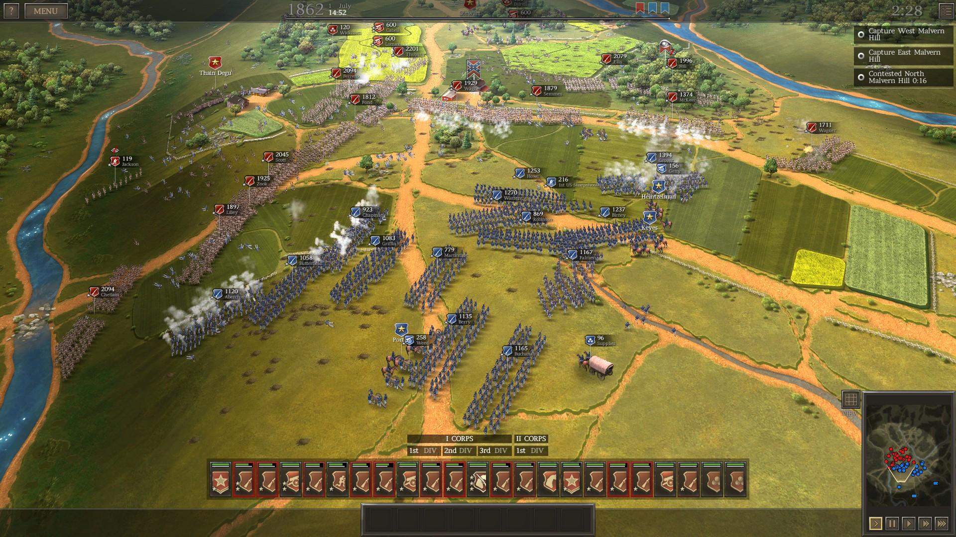 Ultimate General: Civil War – je čas změnit dějiny 147886