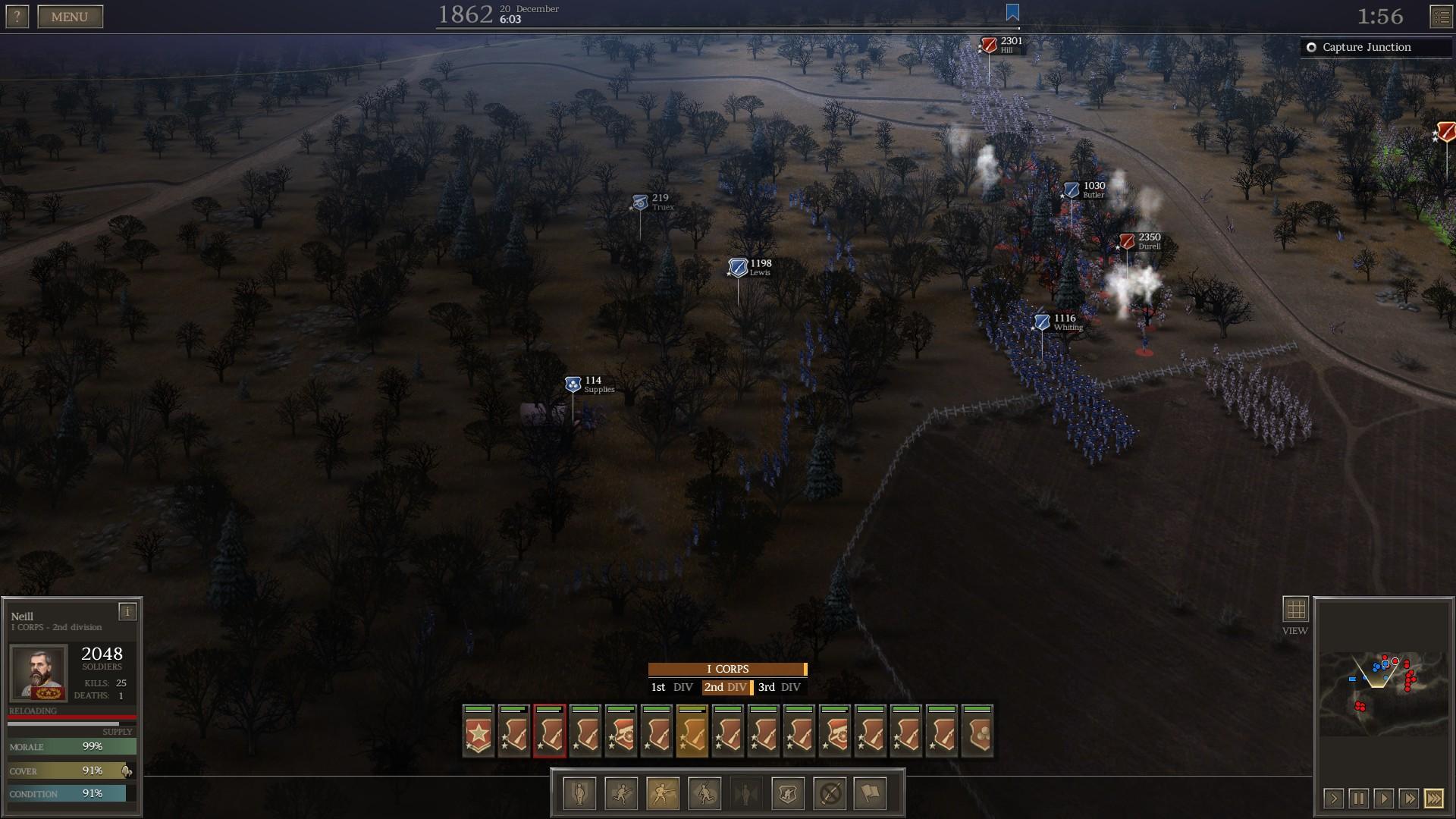 Ultimate General: Civil War – je čas změnit dějiny 147893